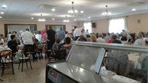 salón para celebraciones en Murcia